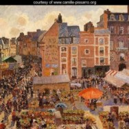 Happy Birthday Pissaro